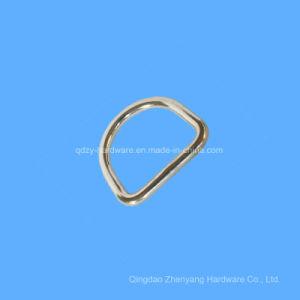 Anello saldato collegamento di delta dell'acciaio inossidabile
