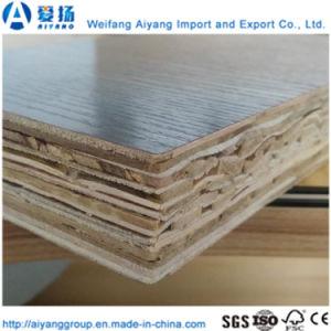 Personalizar el recipiente de bambú de alta calidad del suelo de madera contrachapada de