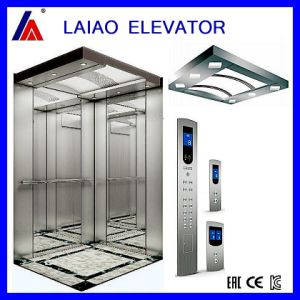 Elevatore commerciale della costruzione del passeggero di sicurezza della casa della villa corrente della Camera con l'unità di Ard