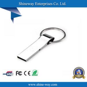 Фиксированный тип металлических диска USB с логотипом OEM