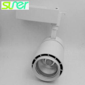 LED Track Light 30W COB Spot Ceiling Lighting White