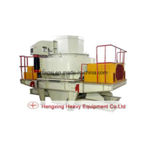 China Proveedor Sahft vertical trituradora impactador de arena para la construcción