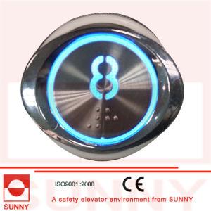 Blindenschrift Button für Elevator (SN-PB123) anheben