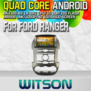 Witson S160 carro GPS DVD Player para a Ford Ranger