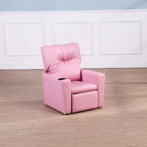 Faule Jungerecliner-Massage-Stuhl PU scherzt Recliner-Stuhl/Kind-Möbel