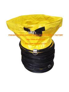Flexible resistente al fuego el conducto de ventilación la manguera
