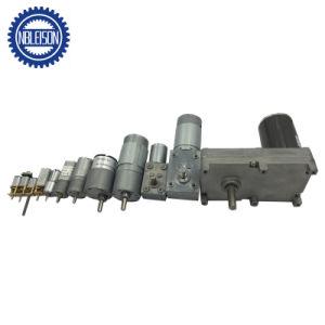 Elevado par motor 150kgf. Cm DC motorreductor con caja de engranajes reductores