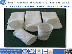 PTFE filtro de bolsa para la recogida de polvo para la muestra libre
