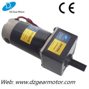 15W CC con motor reductor de velocidad sin carga 3300rpm