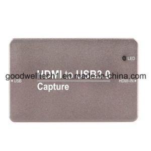 金属の箱HDMI USBの捕獲