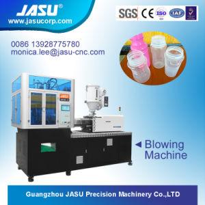 Iniezione della bottiglia di alimentazione del bambino della singola fase di Jasu macchina dello stampaggio mediante soffiatura