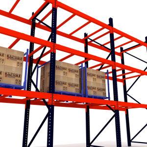 La Chine Portable rayonnage pour l'entrepôt de stockage réglable