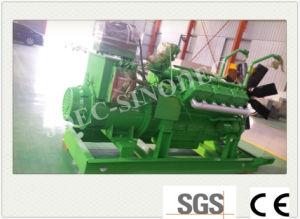 La gasificación de biomasa Gas paja Conjunto de generación de energía