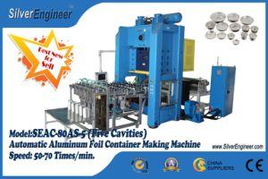 Smart automática máquina de hacer el papel de aluminio