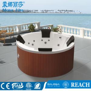 Monalisa EUA Acrylic & Balboa durante todo o sistema spa banheira de hidromassagem (M-3351)
