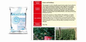 De Meststof van het humusachtige Zuur voor Gebied en Commerciële Gewassen