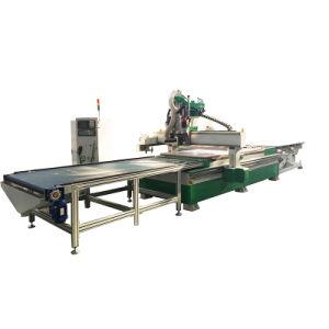 Ferramenta automática de alteração de mobiliário de madeira Router CNC