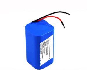 Un38.3를 가진 광부의 램프를 위한 18650의 Li 이온 건전지 팩 3.7V 10400mAh