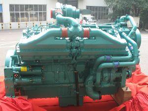 800HP Motor van de Sleepboot van de Motor van de Boot van de Baggermachine van de Dieselmotor van Cummins de Mariene