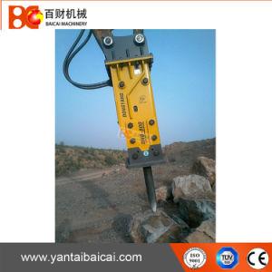 坑夫の壊れ目の石のための油圧ブレーカのハンマー