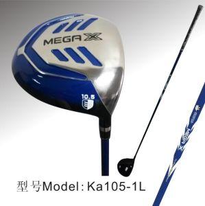 De Clubs van de Bestuurder van de Golfclubs van de Schacht van de Koolstof van Caiton Ka105-1L voor Praktijk