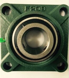 La unidad de cojinete de la UCF208 o el rodamiento de chumacera de UCP311