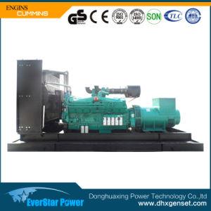 1000KW Groupe électrogène diesel Cummins par le moteur Kta50-G3 pour la vente