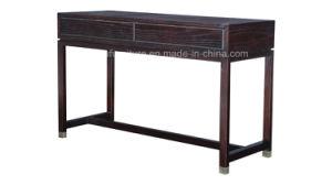 Восточные старинной мебелью черного цвета исследование письменный стол