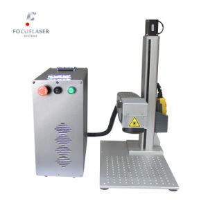 熱い販売法の最新の携帯用ファイバーレーザーの彫版機械