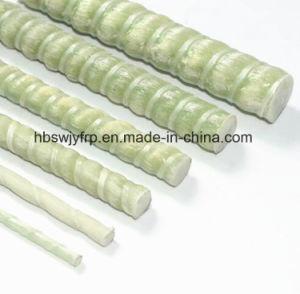 中国高力GRP FRPの固体糸のRebarのガラス繊維のRebar