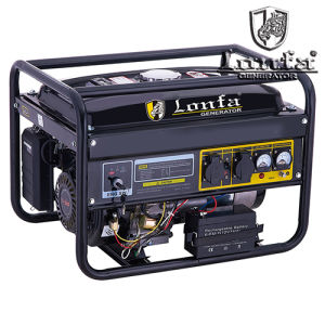 2500W Professional Home Use Electric Start Gasoline Generator