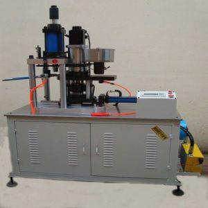Teflon automático ajustável máquina de mistura em pó Sy-100UM com baixo consumo de energia e um servo motor