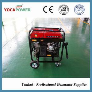 가솔린 엔진에 의하여 생성하고는 & 용접하는 & 공기 압축기 통합된 세트 4kw