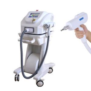 Professional Nd YAG máquina Q pone/532nm 1320nm 1064nm Máquina de eliminación de tatuajes