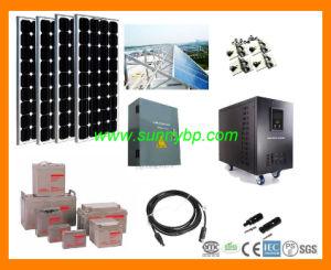 3000W van Grid Solar Power System (met UPS)
