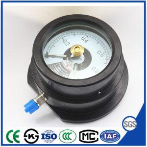 Manometro elettrico protetto contro le esplosioni del manometro del contatto con l'alta qualità