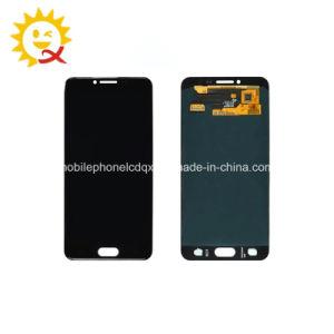 LCD van de becijferaar de Assemblage van het Scherm van de Vertoning voor het Wit van de Melkweg van Samsung C5