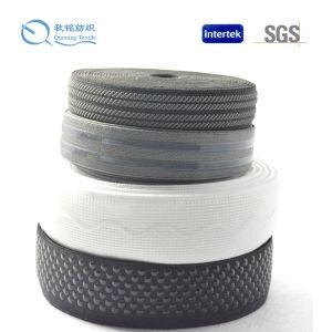 Plegar las correas el elástico del silicón de 2 pulgadas