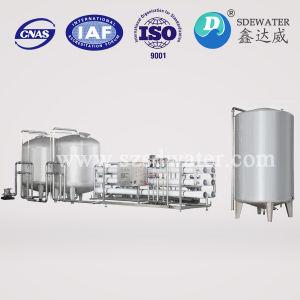 Macchina di trattamento delle acque del RO con la membrana di Dow