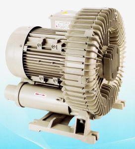 Canal lateral, el anillo del ventilador El ventilador, bomba de vacío