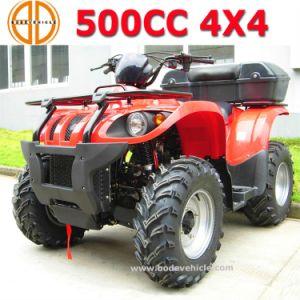 販売のための前兆をしめされた4X4 EEC 500ccのスポーツATV