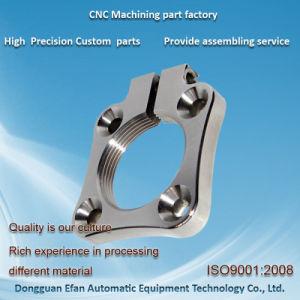 Pezzi meccanici automatici centrali di CNC di precisione SUS316 dell'OEM di buona qualità