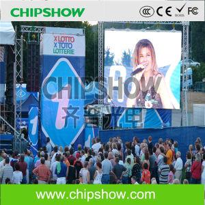 Chipshow P10 Outdoor pleine couleur Affichage LED de location