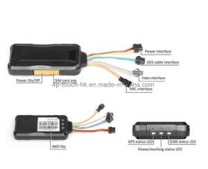 Автомобиль автомобиль мотоциклов GPS Tracker позиционирование в режиме реального времени TR06