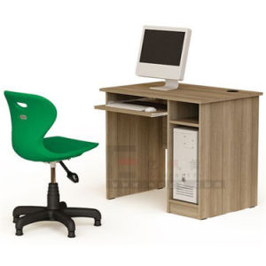 Ordinateur de bureau en bois Table School Student Ordinateur de bureau Meubles de la table