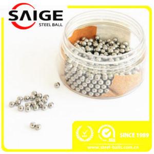AISI52100 G100 de 5mm Bola de acero pulido de metales