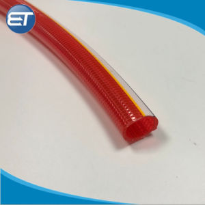 Colorida de PVC de alta presión/Material Plástico flexible, manguera de agua Jardín tubo suave del tubo de PVC transparente la agricultura la tubería de agua