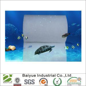 OEM de Wasbare Bio Katoenen Media die van de Filter voor de Vijver van Vissen opvullen