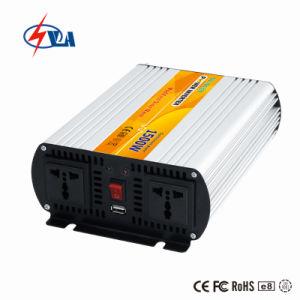 China Electric DC AC Onda senoidal modificada Inversor de potencia con el cargador