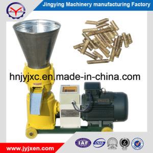 60-100kg/Hourモーターを搭載する小さい供給の餌の製造所カリフォルニア220V